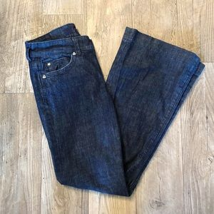 KUT from the Kloth Jeans Wide Leg Flare